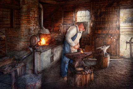 blacksmith-the-smith-mike-savad