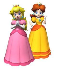 Hands off my princesses.
