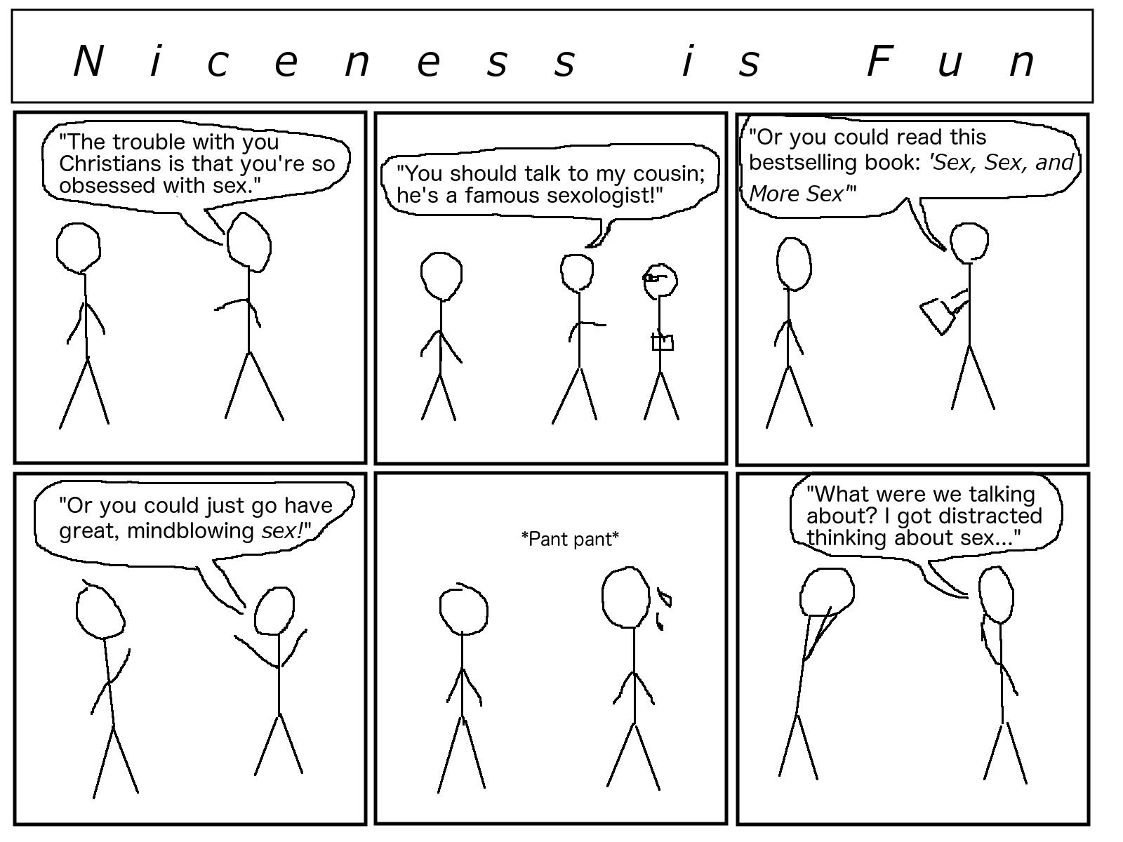 Nicness is Fun 16