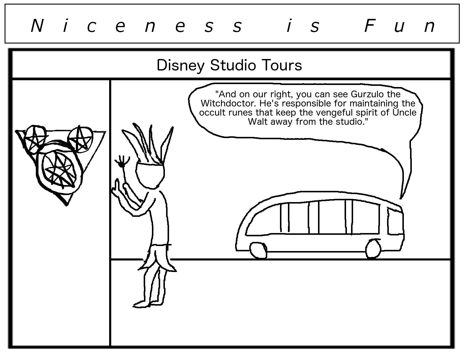 Niceness is Fun #19